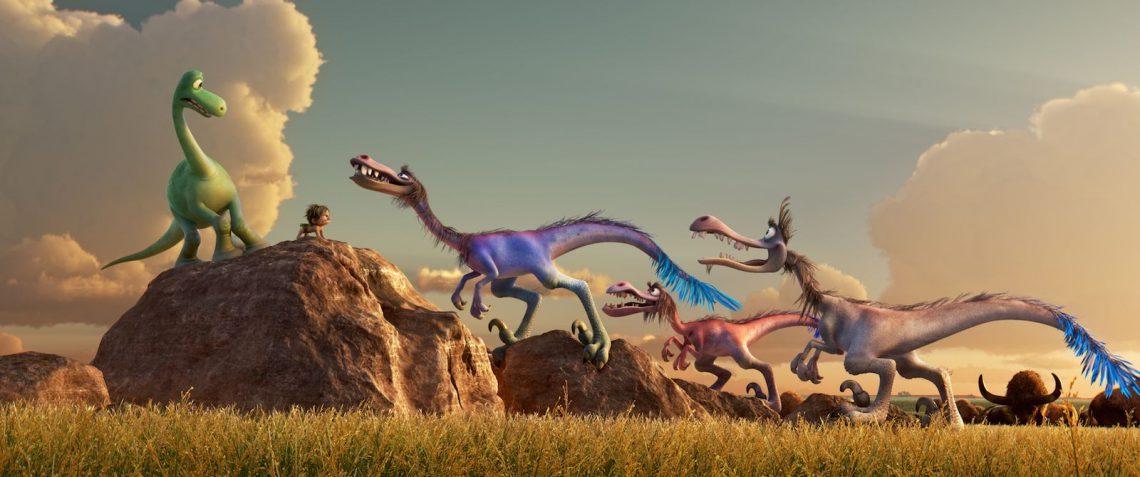 รีวิว: The Good Dinosaur สร้างเรื่องราวที่คุ้นเคยอย่างน่าสยดสยองในโลกที่คุ้นเคยอย่างน่าตื่นเต้น